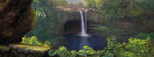 Curtis Wilson Cost Gallery: Celebrating Over 42 Years of Painting Maui