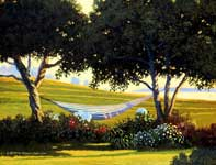 Painting by Curtis Wilson Cost: Hammock
